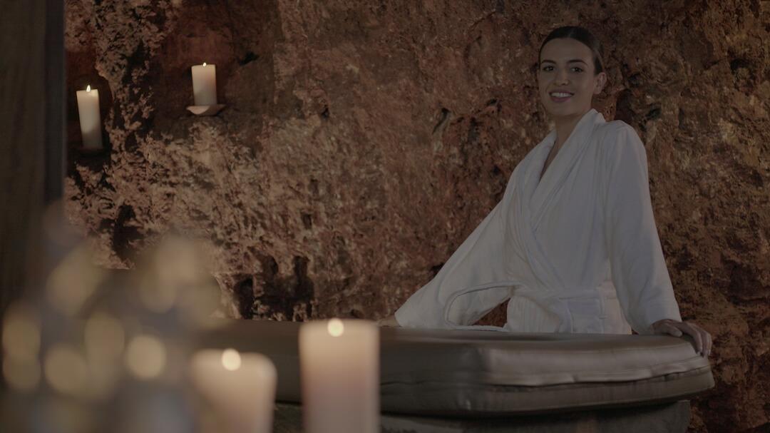 Piedra de Agua, fuente termal y spa